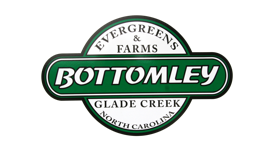 Bottomley Evergreens and Farms  logo