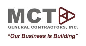 MCT General Contractors logo